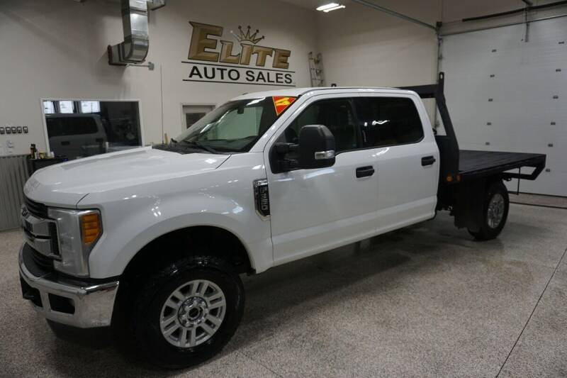 2017 Ford F-350 Super Duty for sale at Elite Auto Sales in Idaho Falls ID