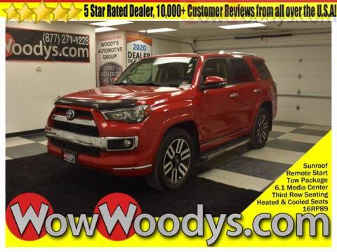 2016 Toyota 4Runner for sale at WOODY'S AUTOMOTIVE GROUP in Chillicothe MO