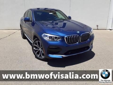 2021 BMW X4 for sale at BMW OF VISALIA in Visalia CA
