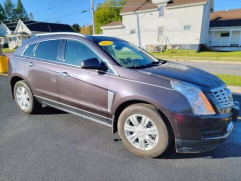 2015 Cadillac SRX for sale at Frenchie's Chevrolet and Selects in Massena NY