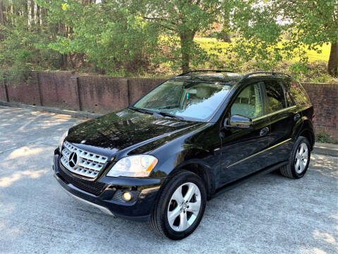 2011 Mercedes-Benz M-Class for sale at EURO AUTO PRO in Liburn GA