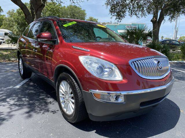2011 Buick Enclave for sale at Palm Bay Motors in Palm Bay FL