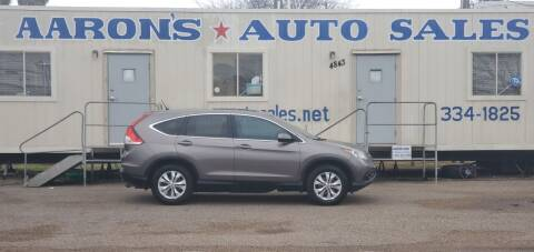 2012 Honda CR-V for sale at Aaron's Auto Sales in Corpus Christi TX