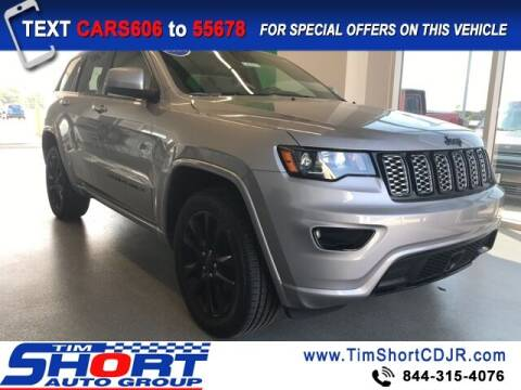 2020 Jeep Grand Cherokee for sale at Tim Short Chrysler in Morehead KY