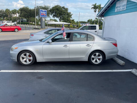 2004 BMW 5 Series for sale at Second 2 None Auto Center in Naples FL