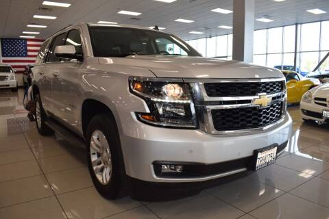 2015 Chevrolet Tahoe for sale at Legend Auto in Sacramento CA