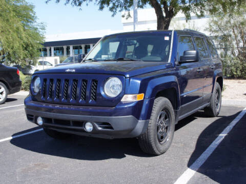 2016 Jeep Patriot for sale at CarFinancer.com in Peoria AZ