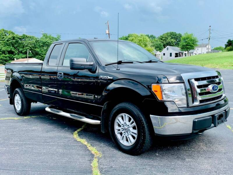 2011 Ford F-150 for sale at ANZ AUTO CONCEPTS LLC in Fredericksburg VA