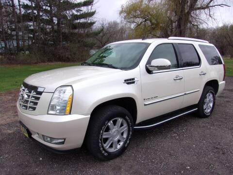 2007 Cadillac Escalade for sale at American Auto Sales in Forest Lake MN