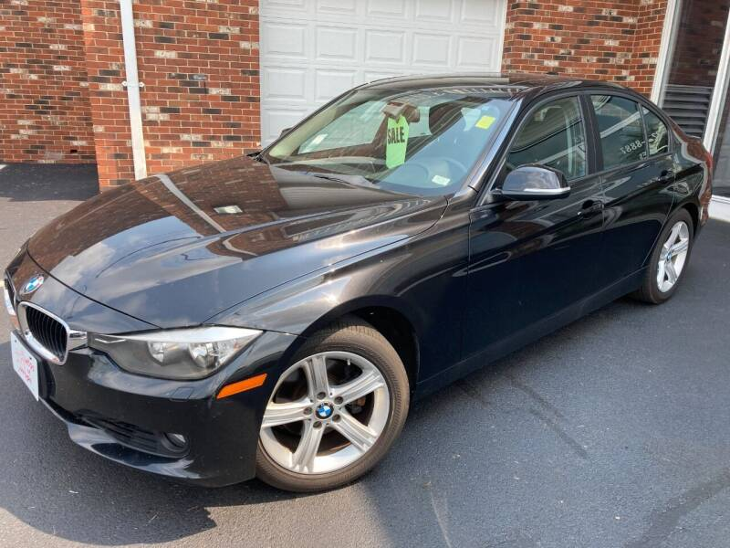 2013 BMW 3 Series for sale at AUTOS OF EUROPE in Manchester MO