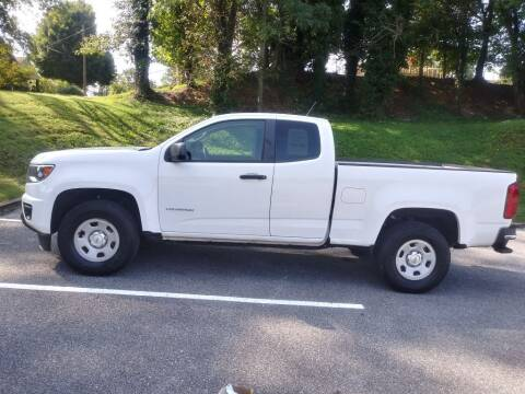 2015 Chevrolet Colorado for sale at Thompson Auto Sales Inc in Knoxville TN
