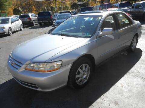 2002 Honda Accord for sale at AUTOS-R-US in Penn Hills PA