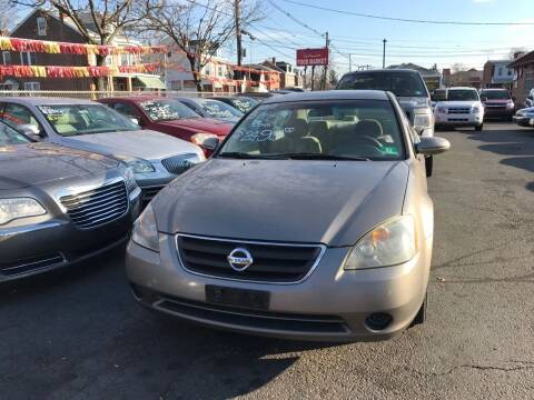 2003 Nissan Altima for sale at Chambers Auto Sales LLC in Trenton NJ