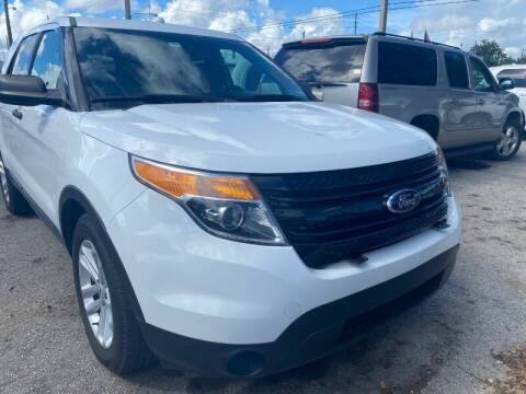 2014 Ford Explorer for sale at Millenia Auto Sales in Orlando FL