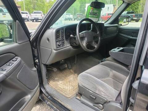 2005 Chevrolet Silverado 1500 for sale at A - K Motors Inc. in Vandergrift PA