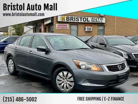 2009 Honda Accord for sale at Bristol Auto Mall in Levittown PA