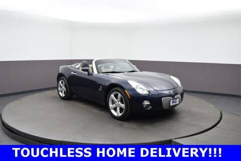 2006 Pontiac Solstice for sale at M & I Imports in Highland Park IL