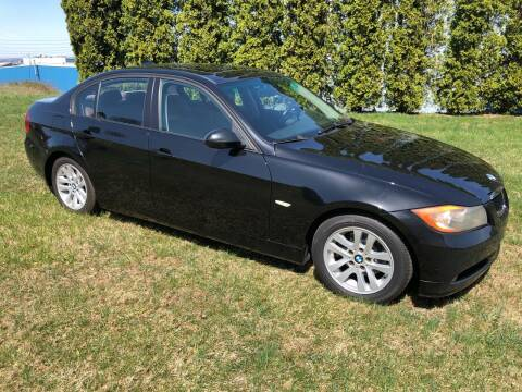 2007 BMW 3 Series for sale at MECHANICSBURG SPORT CAR CENTER in Mechanicsburg PA