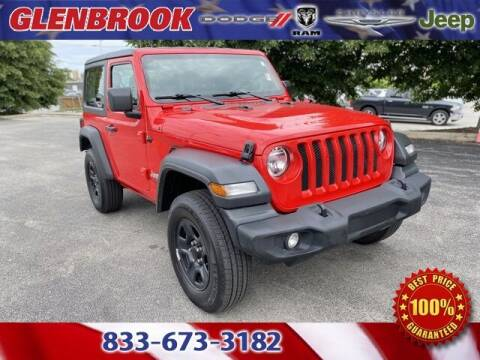 2019 Jeep Wrangler for sale at Glenbrook Dodge Chrysler Jeep Ram and Fiat in Fort Wayne IN