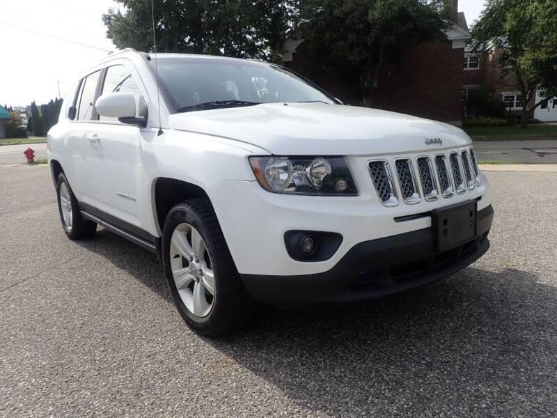 2015 Jeep Compass for sale at Marvel Automotive Inc. in Big Rapids MI