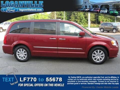 2015 Chrysler Town and Country for sale at Loganville Quick Lane and Tire Center in Loganville GA