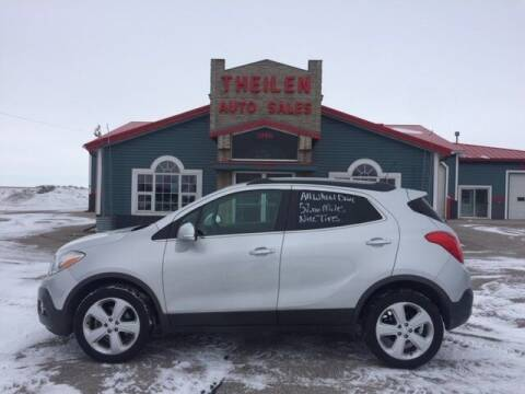 2015 Buick Encore for sale at THEILEN AUTO SALES in Clear Lake IA
