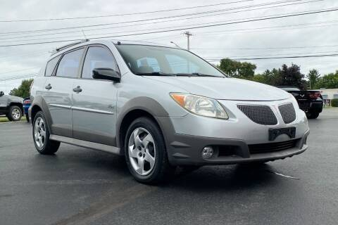2006 Pontiac Vibe for sale at Knighton's Auto Services INC in Albany NY