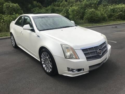 2010 Cadillac CTS for sale at J & D Auto Sales in Dalton GA