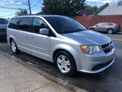 2012 Dodge Grand Caravan for sale at Deleon Mich Auto Sales in Yonkers NY