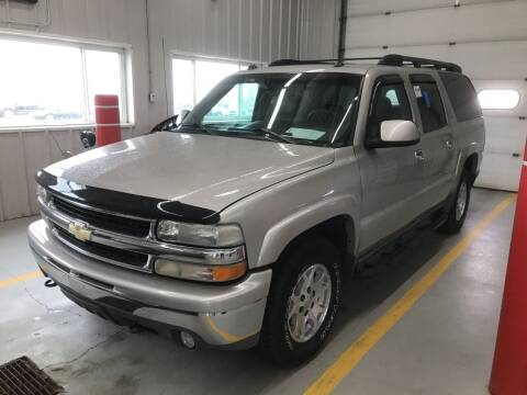 2005 Chevrolet Suburban for sale at More 4 Less Auto in Sioux Falls SD