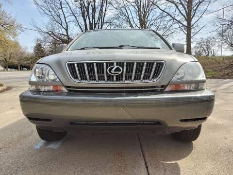 2003 Lexus RX 300 for sale at Crispin Auto Sales in Urbana IL