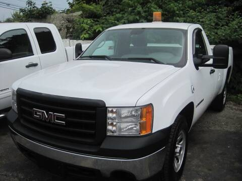 2008 GMC Sierra 1500 for sale at Zinks Automotive Sales and Service - Zinks Auto Sales and Service in Cranston RI
