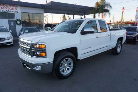 2014 Chevrolet Silverado 1500 for sale at Industry Motors in Sacramento CA
