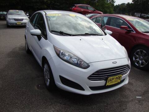 2014 Ford Fiesta for sale at Easy Ride Auto Sales Inc in Chester VA