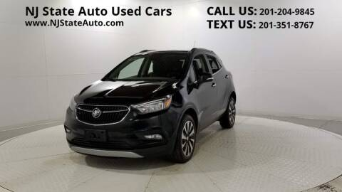 2018 Buick Encore for sale at NJ State Auto Auction in Jersey City NJ