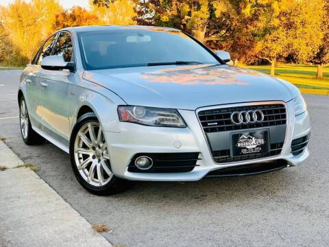 2012 Audi A4 for sale at Boise Auto Group in Boise ID