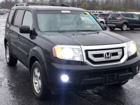 2011 Honda Pilot for sale at MOUNT EDEN MOTORS INC in Bronx NY