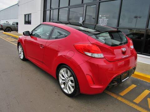 2013 Hyundai Veloster for sale at INDY AUTO MAN in Indianapolis IN