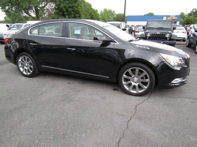 2014 Buick LaCrosse for sale at 2010 Auto Sales in Troy NY