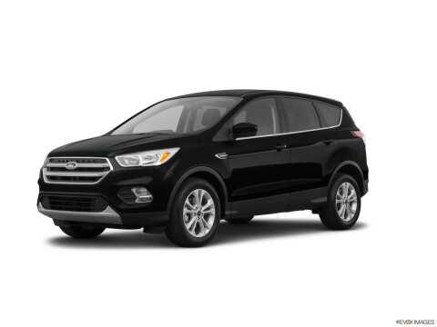 2018 Ford Escape for sale at Bourne's Auto Center in Daytona Beach FL