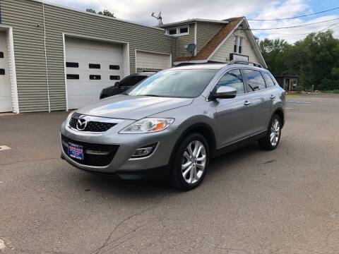 2011 Mazda CX-9 for sale at Prime Auto LLC in Bethany CT