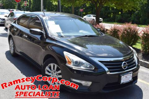 2013 Nissan Altima for sale at Ramsey Corp. in West Milford NJ