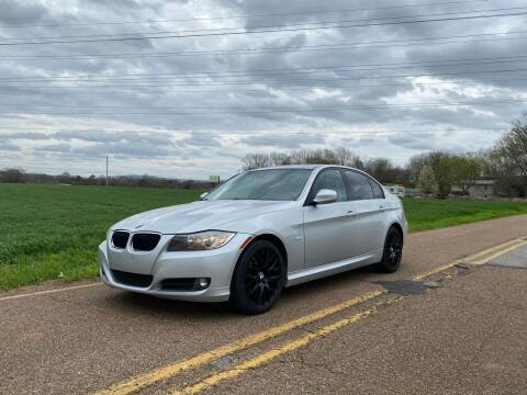 2009 BMW 3 Series for sale at Tennessee Valley Wholesale Autos LLC in Huntsville AL