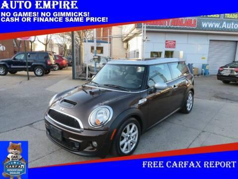 2011 MINI Cooper Clubman for sale at Auto Empire in Brooklyn NY