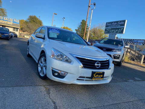 2013 Nissan Altima for sale at Save Auto Sales in Sacramento CA