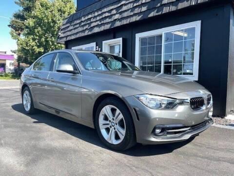 2017 BMW 3 Series for sale at Carmania of Stevens Creek in San Jose CA