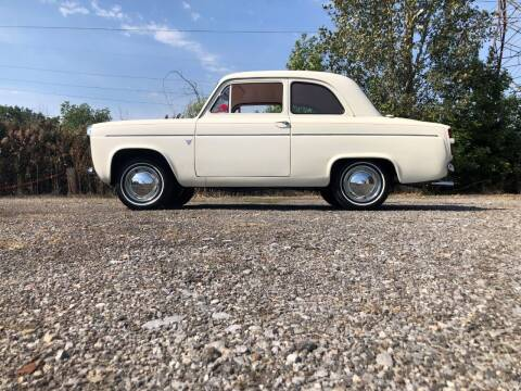 1959 ENGLISH FORD ANGLIA for sale at Online Auto Connection in West Seneca NY