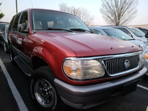 1997 Mercury Mountaineer for sale at Glory Auto Sales LTD in Reynoldsburg OH