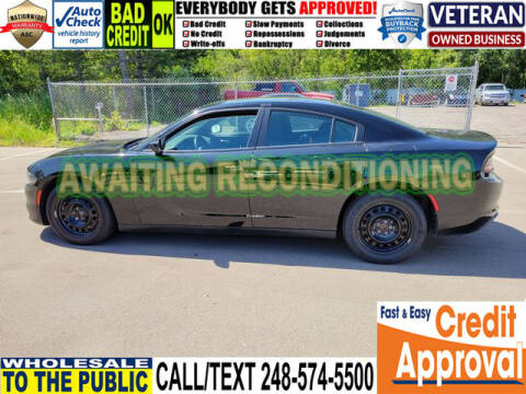 2017 Dodge Charger for sale at North Oakland Motors in Waterford MI