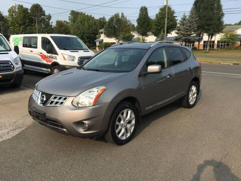 2013 Nissan Rogue for sale at Candlewood Valley Motors in New Milford CT